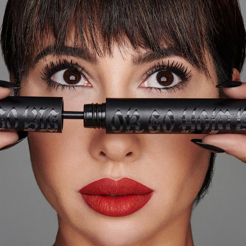 Jackie Cruz in Kat Von D Beauty Go Big Or Go Home Mascara campaign. (PHOTO: Sephora)
