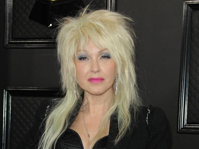 Cyndi Lauper defends Victoria's Secret amid misogyny scandal