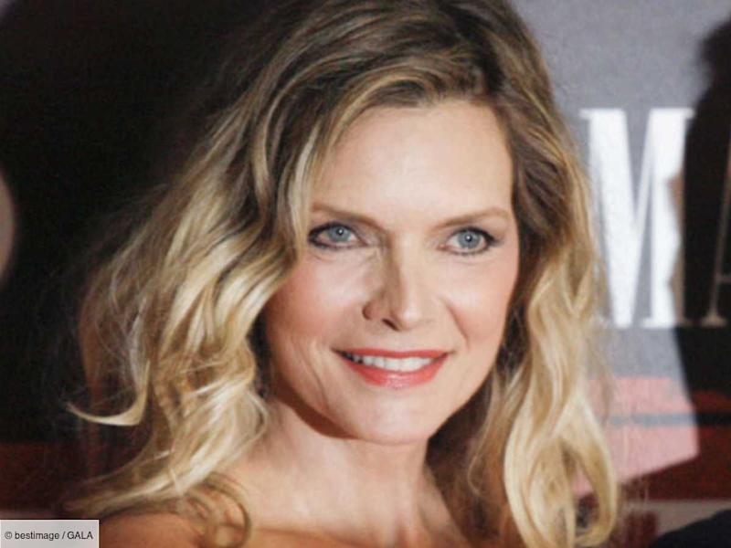 PHOTO - Michelle Pfeiffer, 61 ans, pose au naturel : ses fans sont sous le charme