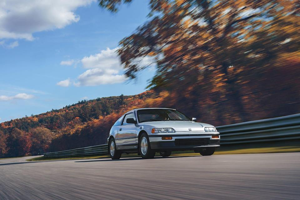 The 1988–91 Honda CR-X Si was among the hottest classic cars of 2020, according to the Hagerty Bull Market List.