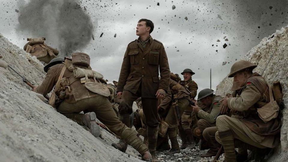 <p> Though not a true &#x2018;oner&#x2019;,&#xA0;1917&#x2019;s dazzlingly long takes were among the most impressive technical feats of 2020 in film. Bagging The Deaks his second Oscar, the breath-snatching cinematography was anything but a gimmick, fully immersing viewers as George MacKay&#x2019;s squaddie trudges through muddy trenches and dodges relentless rifle fire.&#xA0; </p> <p> Co-scripted by director Sam Mendes, and with a story inspired by his grandfather&#x2019;s experiences in World War One, it was a passion project that &#x2013; like Christopher Nolan&#x2019;s&#xA0;Dunkirk&#xA0;before it &#x2013; breathed new life into a well-worn genre. </p>
