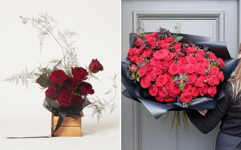 Make a grand gesture with our pick of the most irresistible bouquets