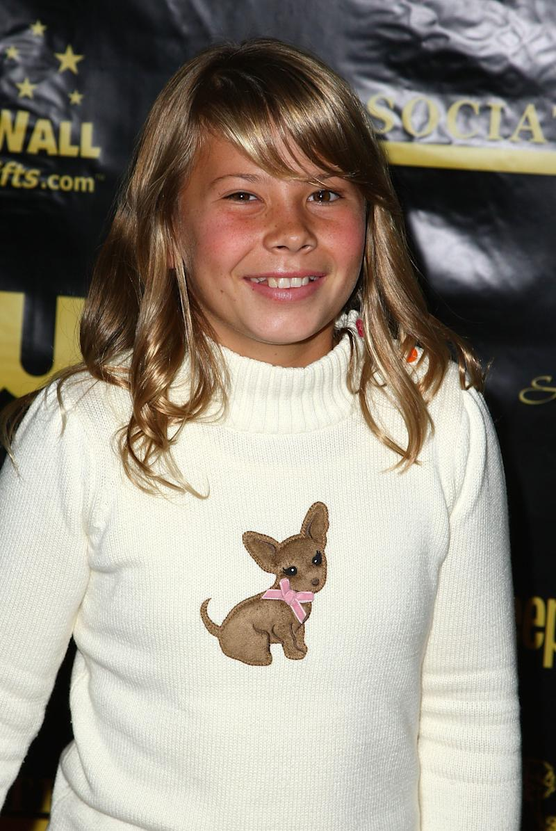 Bindi Irwin attends the 36th annual Daytime Entertainment Emmy Awards nomination party at Hearst Tower on May 14, 2009 in New York City. (Photo by Andrew H. Walker/Getty Images)