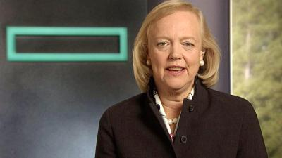 In an exclusive CNBC interview, Meg Whitman, Hewlett Packard Enterprise CEO, shares her thoughts on stepping down as chief executive and leading the company through one of the biggest breakups in corporate history.