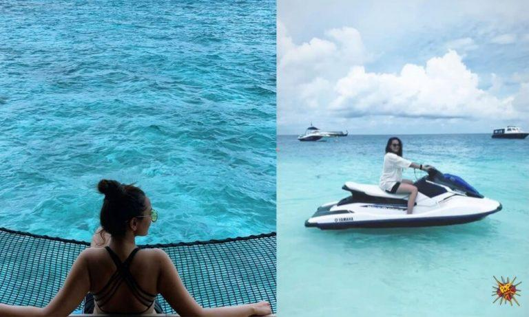 Sonakshi Sinha's vacation pictures are all you need to drive away the mid-week blues!