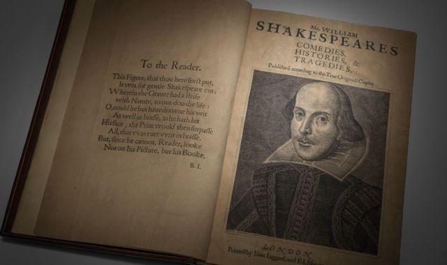 William Shakespeare's First Folio collection of plays sells for £7.7m