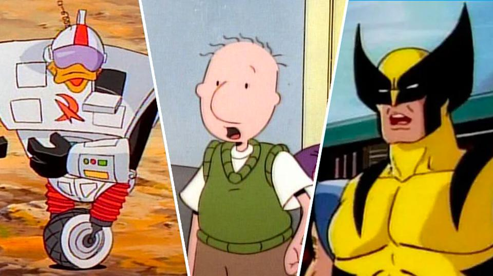 These shows will bring back a lot of memories. (Disney+)