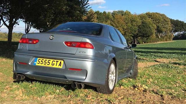 Why It's Time To Invest In An Alfa Romeo 156