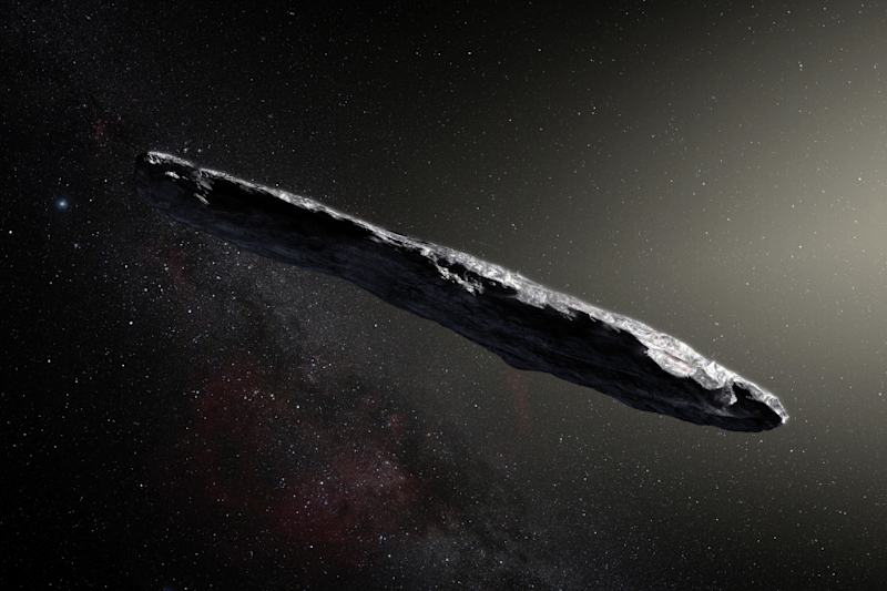 Spy Craft or Space Junk? Harvard Researchers Say Interstellar Object May Have Been An 'Alien Probe'