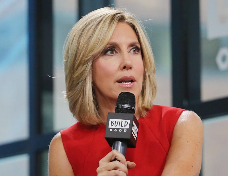 Former Fox News journalist Alisyn Camerota says she was not only sexually harassed at the network, she wasalso bullied by the former CEO.