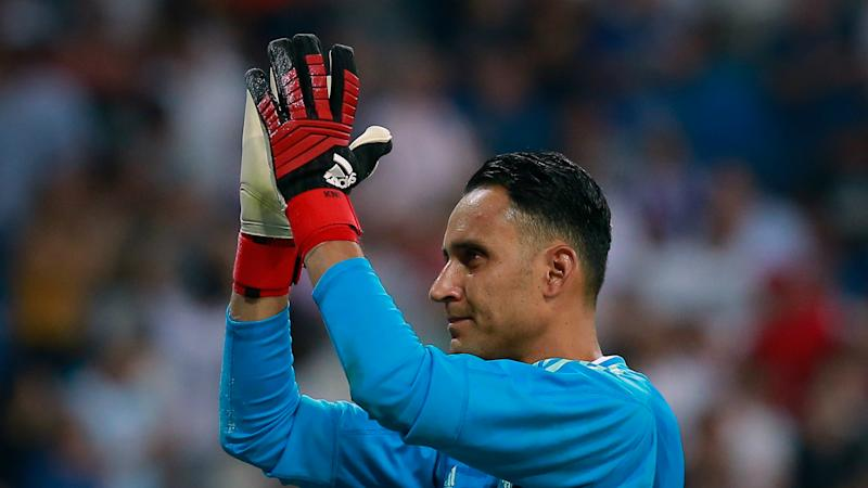 Navas hoping for Real Madrid stay