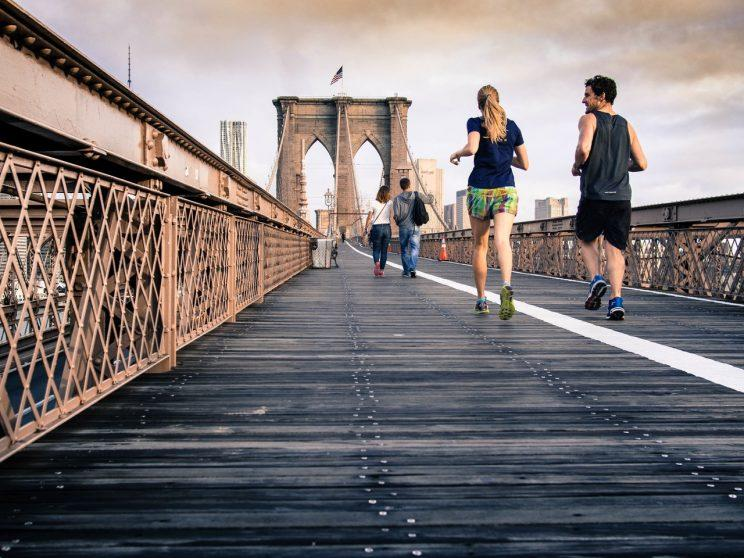 Exercise can be contagious, a new survey has revealed [Photo: Unsplash via Pexels]