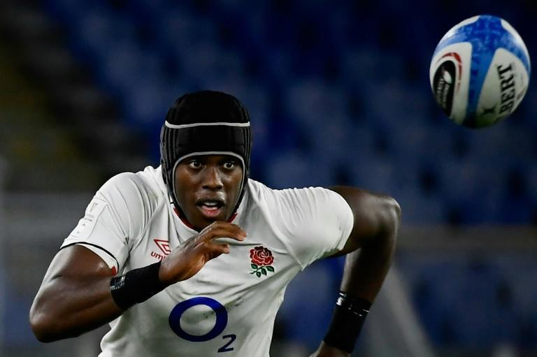 Eyes on the prize - England lock Maro Itoje