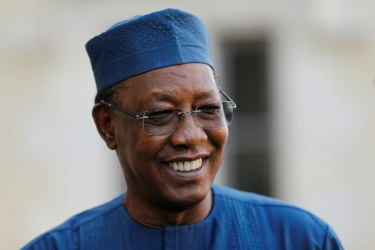Chadian President Idriss Deby Itno, 68, is one of the world's longest-serving leaders -- he has been in power for 30 years