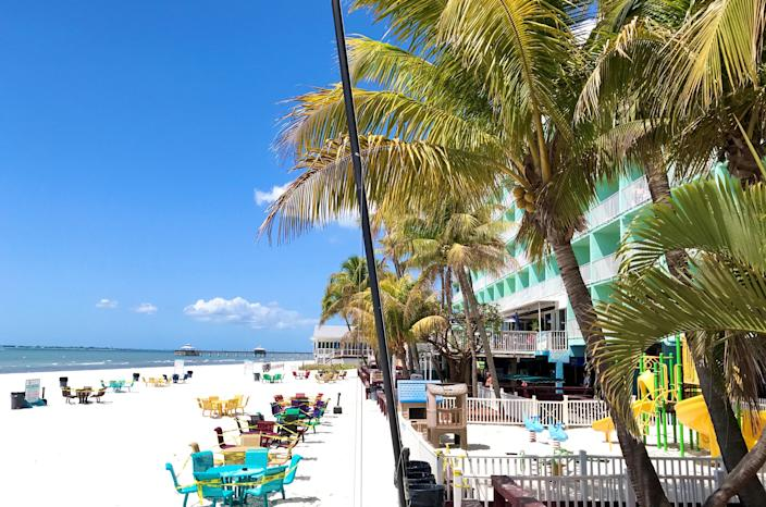 The Lani Kai is a Fort Myers Beach institution.