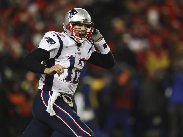 "New England Patriots quarterback Tom Brady is planning to come back to the NFL next season, and said there is a ""zero"" percent chance he retires. (AP)"