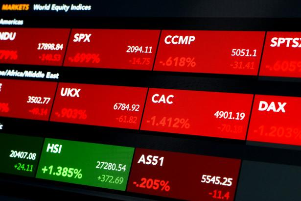 The Weekly Wrap – Economic Datta and COVID-19 Hit Riskier Assets