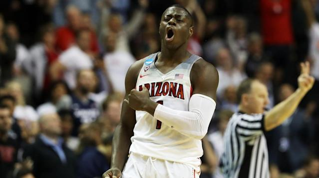 After the top picks have been made and franchise-changing players have been selected, there will be dozens of others waiting to find an NBA home. Rawle Alkins will be one of them.