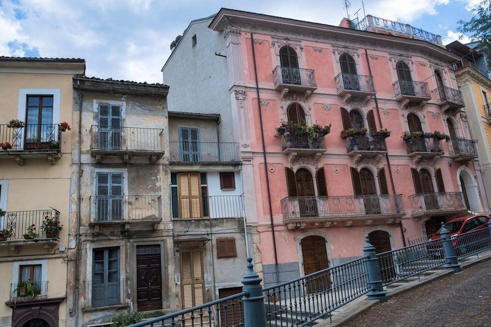Pratola Peligna is selling off empty homes (Getty Images)