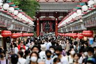 Japan has been alternately criticised for its virus response and held up as a model