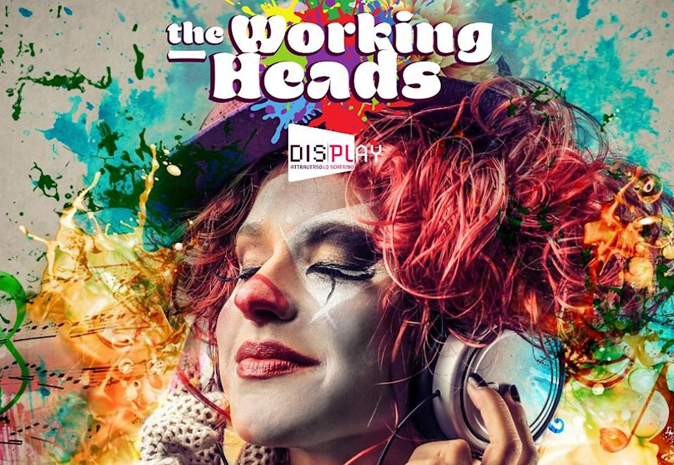the working heads