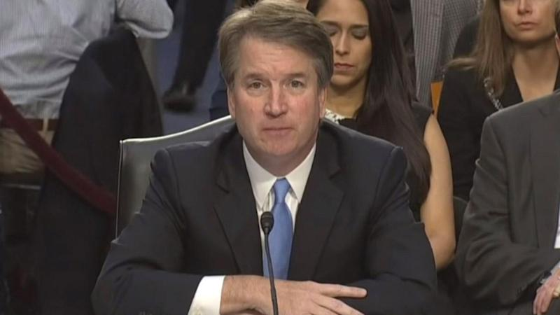 Can allegation against Kavanaugh lead to criminal charges?