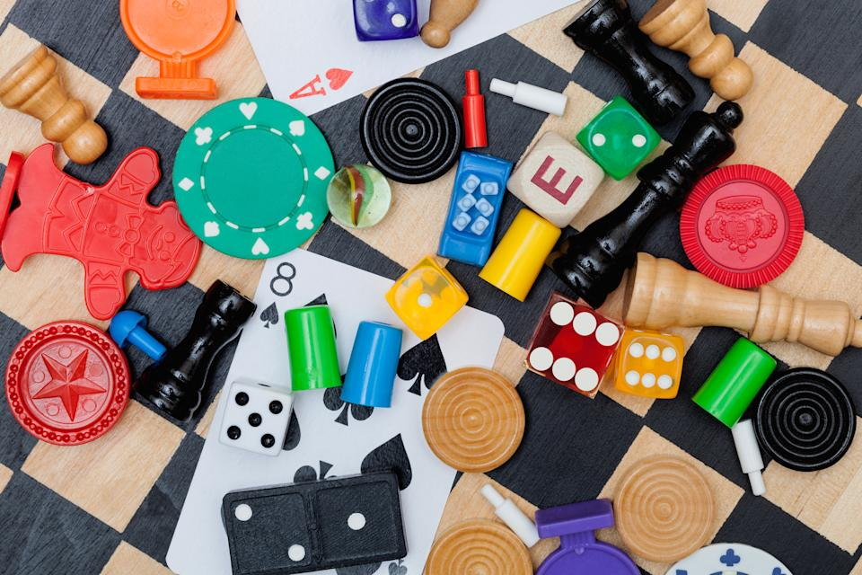 Ready to amp up that ho-hum family game night? (Photo: Getty)