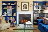"""This Upper East Side bolthole just a block from <a href=""""https://www.cntraveler.com/activities/new-york/central-park?mbid=synd_yahoo_rss"""" rel=""""nofollow noopener"""" target=""""_blank"""" data-ylk=""""slk:Central Park"""" class=""""link rapid-noclick-resp"""">Central Park</a> may not boast a swimming pool or a spa—but there's so much else to enjoy that you probably won't find yourself missing them. It's just the sort of place you'd want to hide away for a weekend, with 74 stylish, well-appointed rooms and suites (the smallest of which is still a spacious 400 square feet) designed by President Obama's White House decorator, Michael S. Smith, that are outfitted in a serene palette of soft neutrals and pale blue; many have wood-burning fireplaces, deep marble bathtubs, and private landscaped terraces from which you can take in the city scenes below. Book a table for two down at Majorelle restaurant, which serves up refined French dishes with Moroccan flair (think: rich plates of duck liver sautéed in sauternes and chicken curry with tangy mango chutney) amid huge and beautiful flower arrangements before grabbing a nightcap—or two—at Jacques bar."""