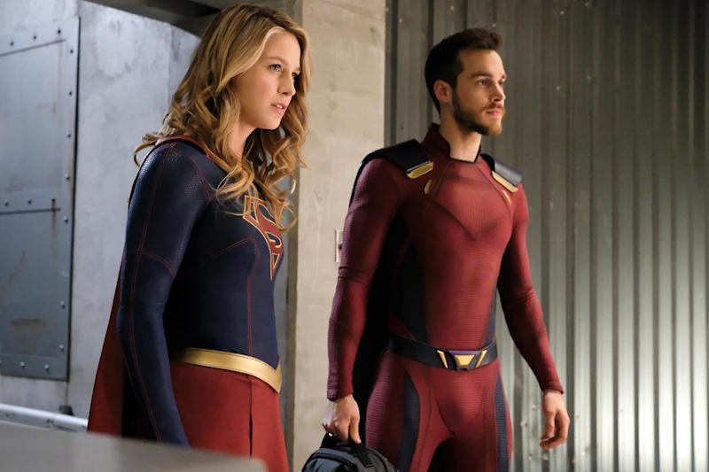 Supergirl's Chris Wood on Mon-El's big decision