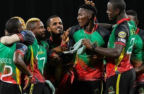 St Kitts and Nevis Patriots will look to win their maiden CPL Title