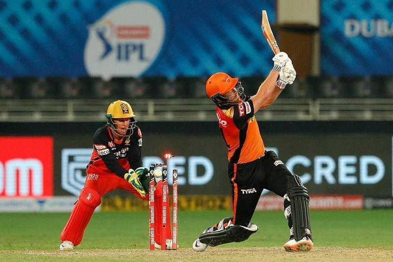 The Sunrisers Hyderabad recorded one of the lowest scores in this year's IPL.