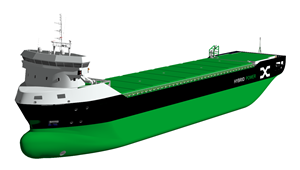 ESL Shipping Green Coaster, SMB - NAVAL ARCHITECTS & CONSULTANTS