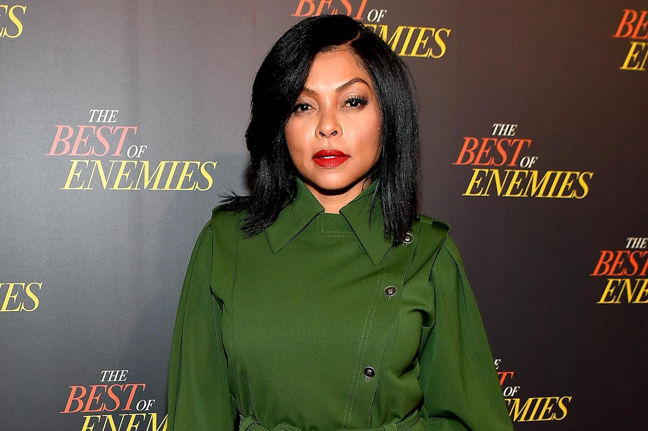 "<a href=""https://variety.com/2019/tv/features/taraji-p-henson-depression-pay-inequality-empire-1203178582/"">In an interview with <em>Variety</em></a>, the actress recalled how she asked for $500,000 for her role in <em>The Curious Case of Benjamin Button — </em>a part that earned her an Oscar nomination — but she was paid just $150,000.  ""I'm number three on the call sheet. Does that make sense to you?"" she said.  While she added that she doesn't expect to be paid as much as <em>Benjamin Button </em>star Brad Pitt — ""I don't open movies like he does,"" she said — she did talk about a time she turned down work over stalled salary negotiations.  ""If you want a discount performance, go get it,"" she shared. ""They're out there. But you're not getting it from me. I deliver, and I have the track record to prove it."""