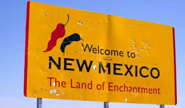 High-tech ghost town being constructed in New Mexico