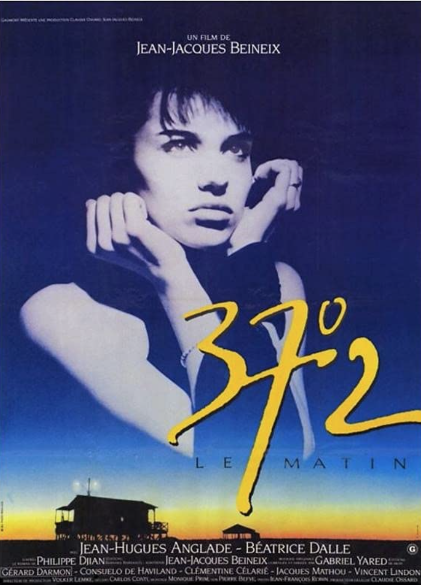 """<p>Staying in France (we'll be here more than once during this list), there's<em> 37° 2 Le Matin</em> (also called <em>Betty Blue</em>). An erotic psychological drama, which <a href=""""https://www.rogerebert.com/reviews/betty-blue-1986"""" rel=""""nofollow noopener"""" target=""""_blank"""" data-ylk=""""slk:critics still considered to be basically smut"""" class=""""link rapid-noclick-resp"""">critics still considered to be basically smut</a>, the film stuns in all the right artistic ways. Critics be damned.</p><p><a class=""""link rapid-noclick-resp"""" href=""""https://www.amazon.com/BETTY-BLUE-matin-DIRECTORS-ALL-REGION/dp/B0013G6M5M/ref=sr_1_2?dchild=1&keywords=37%C2%B0+2+Le+Matin&qid=1622131651&s=instant-video&sr=1-2&tag=syn-yahoo-20&ascsubtag=%5Bartid%7C2139.g.36530740%5Bsrc%7Cyahoo-us"""" rel=""""nofollow noopener"""" target=""""_blank"""" data-ylk=""""slk:BUY IT HERE"""">BUY IT HERE</a></p>"""