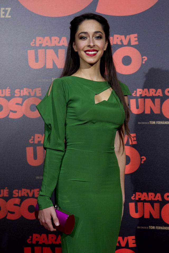 """Oona Chaplin joins """"<a href=""""/game-of-thrones/show/41208"""">Game of Thrones</a>"""" Season 2 as Jeyne, however, which Jeyne she is has yet to be revealed…"""