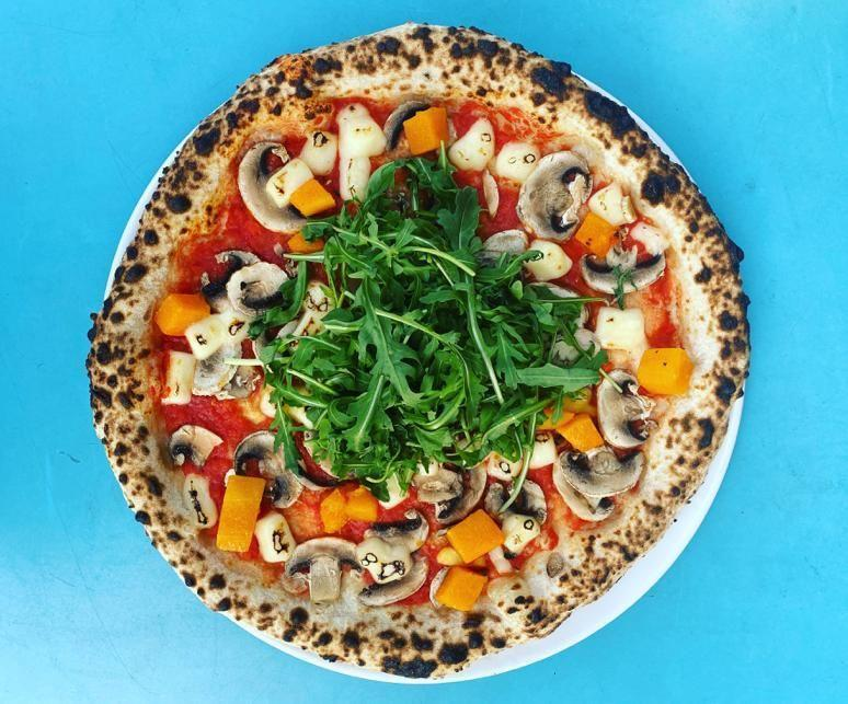 """<p>Located on trendy Dartmouth Road in Forest Hill, this Neapolitan sourdough pizza joint is a local hero. </p><p>A recent refurb has opened up more table space which means more people can enjoy a Tartufata (porcini mushrooms and truffle oil) or a Bufalina (buffalo mozzarella). What's more, Bona's dough is double fermented and cooked in under 90 seconds.<br></p><p>We may be stating the obvious, but these pizzas are particularly good when washed down with one of the Italian beers on the menu. </p><p>Address: 25 Dartmouth Rd, Forest Hill, London SE23 3H<br></p><p><strong>Click <a href=""""http://www.bona-sourdough.co.uk"""" rel=""""nofollow noopener"""" target=""""_blank"""" data-ylk=""""slk:here"""" class=""""link rapid-noclick-resp"""">here</a> for more information.</strong></p>"""