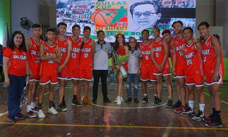 Talisay City begins title defense with win over Carcar in Gullas Cup 2020