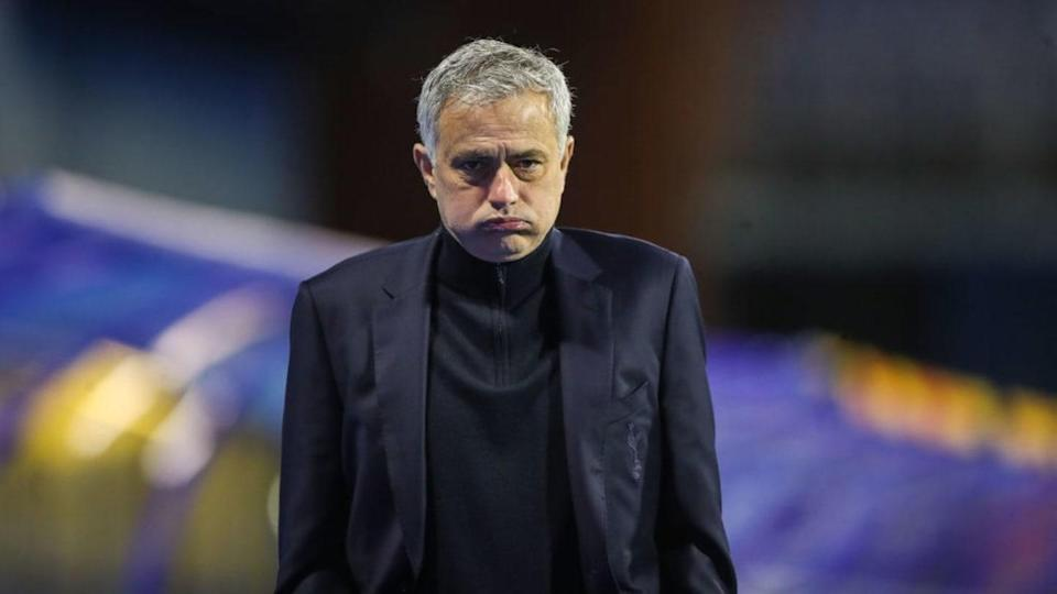 Jose Mourinho | Pixsell/MB Media/Getty Images