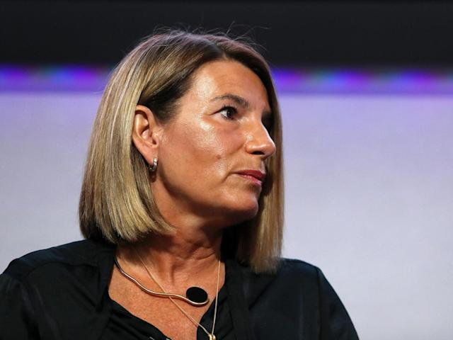 Joanna Adams is the new chief executive of UK Athletics: Getty