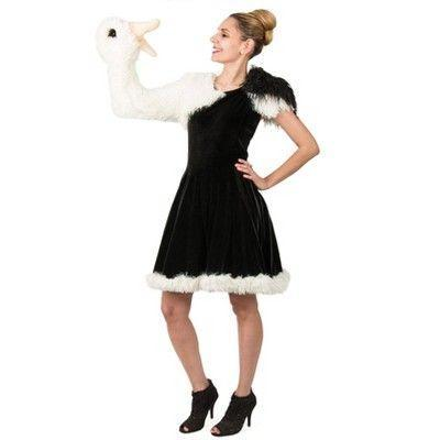 """<p><strong>Princess Paradise</strong></p><p>target.com</p><p><strong>$53.50</strong></p><p><a href=""""https://www.target.com/p/princess-paradise-adult-puppet-pals-ostrich-costume/-/A-80684084"""" rel=""""nofollow noopener"""" target=""""_blank"""" data-ylk=""""slk:Shop Now"""" class=""""link rapid-noclick-resp"""">Shop Now</a></p><p>Celebrate the holiday with this fine-feathered friend, which channels Björk's most famous look. </p>"""