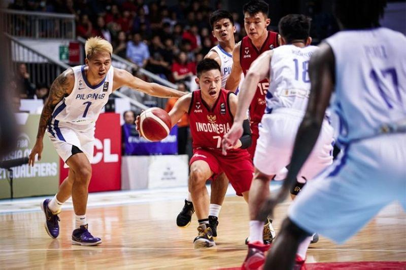 Indonesia not given outright ticket to 2023 FIBA World Cup
