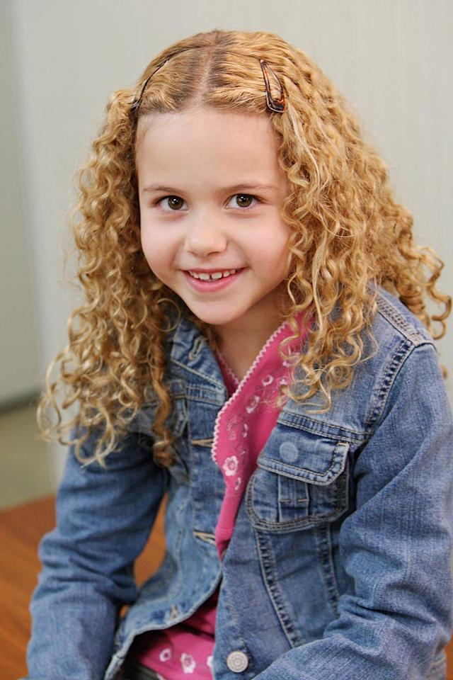 Isabella Acres stars as Rose on Better Off Ted.