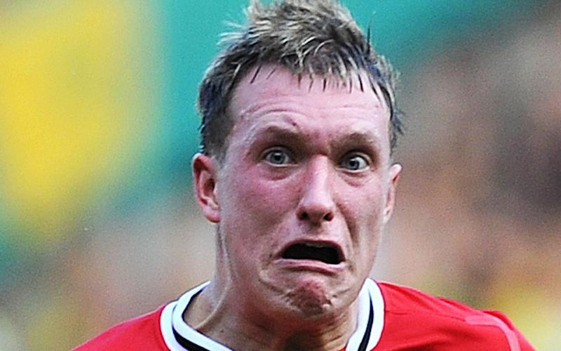 Phil Jones of Manchester United - Credit: AFP