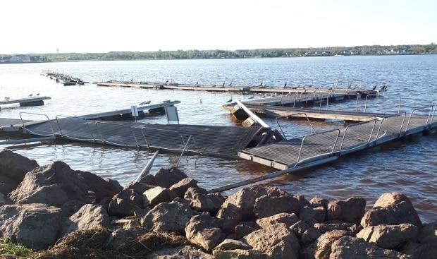 Submitted by Pointe-du-Chêne Harbour Authority