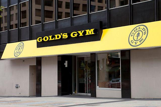 A Gold's Gym in Texas is under fire for a controversial ad. (Photo: B Christopher/Alamy Stock Photo)