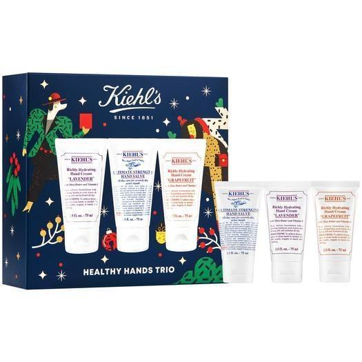 """<p>""""I was just thinking about how much I miss my old Kiehl's hand cream. It ran out, like, a year ago, but I can't think of a better time to replenish my stock than right now. The <span>Kiehl's Healthy Hands Trio</span> ($35) comes with three travel-friendly bottles I'll be sure to cherish every single time I have to wash my hands. Happy holidays to me."""" - SS </p>"""