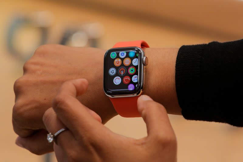 Apple : J&J Opens Enrollment for 'Heartline' Study in Collaboration With Apple