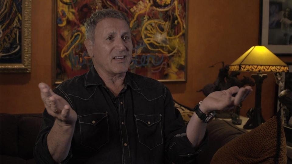 """Frank Stallone's career as a musician and actor – and relationship with well-known brother Sylvester – is chronicled in the documentary """"Stallone: Frank, That Is."""""""