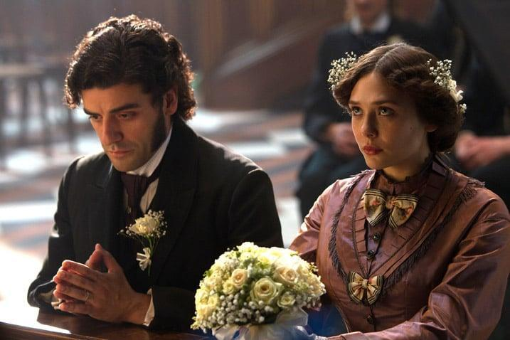 """<p>This thrilling Paris-set 1800s drama stars Elizabeth Olsen as Thérèse and Oscar Isaac as Laurent, two lovers who conspire to kill Thérèse's husband. Their ugly affair only gets worse when hatred and rage fill their hearts.</p> <p>Watch <a href=""""https://play.hbomax.com/page/urn:hbo:page:GXtZzxw4gVpuSkwEAAAAm:type:feature"""" class=""""link rapid-noclick-resp"""" rel=""""nofollow noopener"""" target=""""_blank"""" data-ylk=""""slk:In Secret""""> <strong>In Secret</strong></a> on HBO Max now.</p>"""